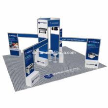 Detian Angebot 20x20ft Open Messestand Fertigung gebrauchte Messestände