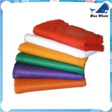 PP Woven Breathable Vegetable Firewood Mesh Bag