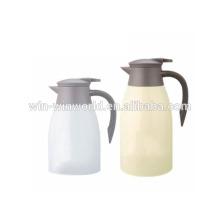 Pot de café en acier inoxydable thermos coloré à double paroi de 1,5 L