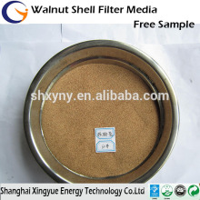 Professional supply 40-150mesh abrasive/water treatment walnut shell powder