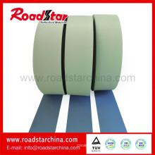 Material de alta intensidad reflectante PVC espumado cuero para bolso de cuero