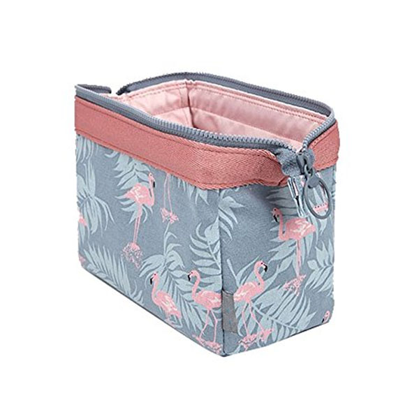 Zipper Cosmetic Bag