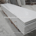 pure white solid surface acrylic for window sills