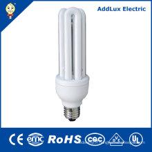 CE UL 11W - 26W 3u Ampoules fluorescentes compactes 110-240V