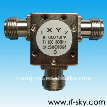 150W 20dB Isolation 1800-2400MHz SMA/N isolator drop in 4G circulator