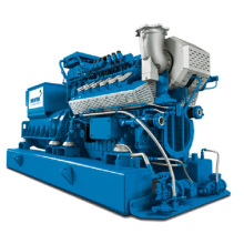 MWM Coalbed Gas Generator