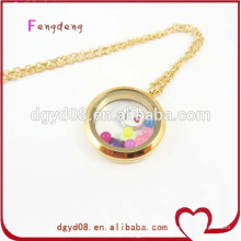 High quality 24K gold locket designs manufacturer