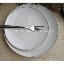 Different kind of durable porcelain tableware