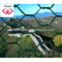 Maillage métallique hexagonal de haute qualité