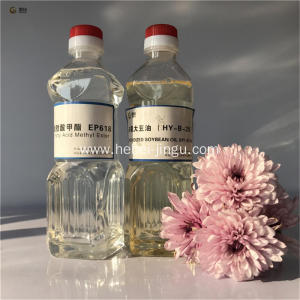 Epoxidized additive agent EFAME DINP oil