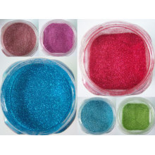 Metallic glitter powder
