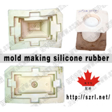 RTV mould making silicone rubber
