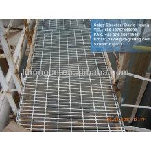 galvanized steel structure bar grating