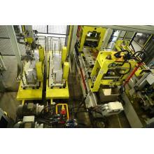Ligne de production de soudage au plasma pour WM 10