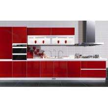 Armário de cozinha moderno de estilo europeu
