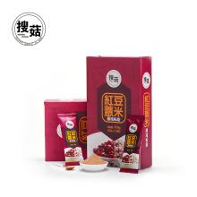 Pierda la pérdida de peso que adelgaza el polvo secado rápido de la mezcla de la semilla de Coix del grano rojo
