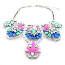 wholesale fashion costume arcylic bead imitation jewelry pendant