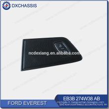 Véritable plaque décorative de poignée de porte arrière droite Everest EB3B 274W38 AB3ZHE