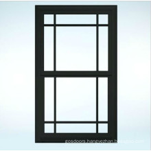 UPVC Windows Double Hung Single Glass