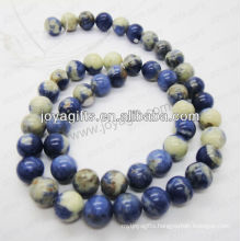 Sodalite round beads/4mm/6mm/8mm/10/mm/12mm grade A