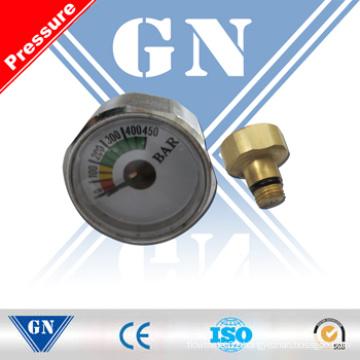 Cx-Mini-Pg Stainless Steel Capsule Pressure Gauge (CX-MINI-PG)