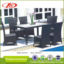 Rattan Hotel Dining Set (DH-6110)