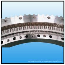 Тяжелый трехходовой поворотный роликовый подшипник 131.32.1800