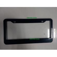 Schwarz ABS Auto Auto Nummernschild Rahmen Rahmen 312X160mm Nummernschild