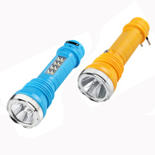 Rechargeable LED Flashlight Desk Lamp
