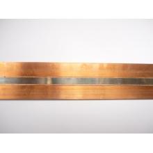 6j13 Manganin shunt Copper and Manganin welding strip