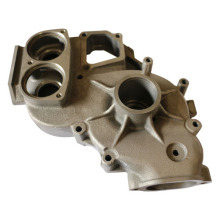 Cast Iron Vehicle Coolant Pump Housing
