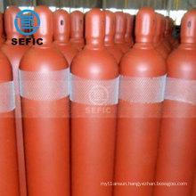 7M3 medical use fill nitrogen gas cylinder