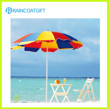 PVC-Vinyl-Plane Fördernder Garten-Sonnenschirm-Strand-Regenschirm