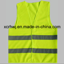 Traffic Police Reflective Vest, Traffic Safety Vests, Roadway Stock Safety Reflective Vest