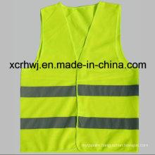 Security Guard Reflective Vest, Reflective Safety Yellow Reflective Vest, Orange Reflective Vest, Traffic Safety Vests, Roadway Safety Vest Supplier