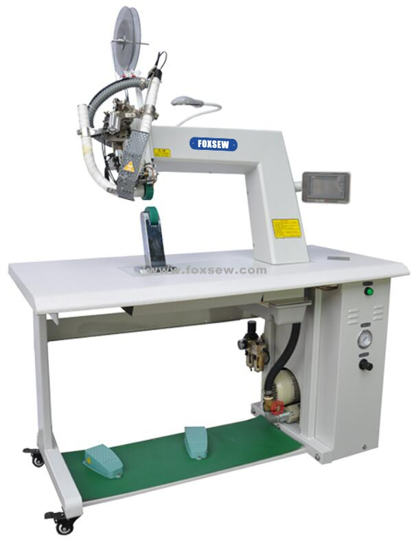 hot-air-tape-seam-sealing-machine
