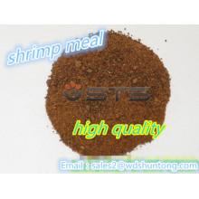 Repas de crevettes pour l'alimentation des animaux de haute qualité et bas prix