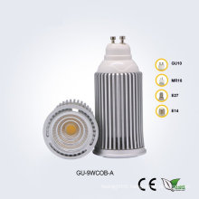 GU10 9W85-265V COB LED Spotlight