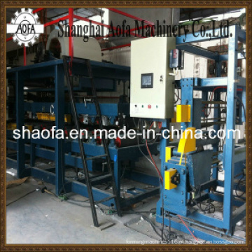 Linha de máquina para fabricação de painel sanduíche EPS (AF-820)