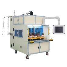 Eight working station automatic stator coil winding machine