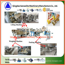 Swfg-590III Automatic Noodle Weighing and Packaging Machine