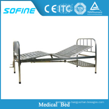 SF-DJ109 camas de sofá hospitalario sofá plegable cama de hierro de acero cunas de hierro cunas cunas