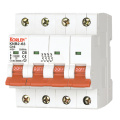 Dzs12-10m32 Miniature Air Electric 3 Phase Motor Protection Circuit Breaker