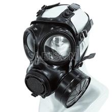 Máscara de gas táctica