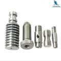 ISO High Precision Mechanical Aluminum Alloy Fasteners