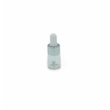 custom design transparent glass dropper 5ml essential oil bottle