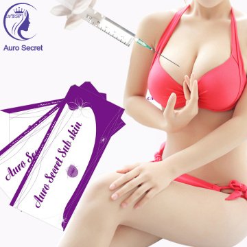 breast enlargement injectable dermal filler