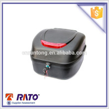 Plastic motorcycle trunk with quality guarantee
