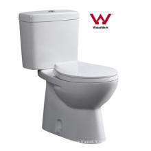 Watermark Sanitary Ware Salle de bain Céramique Toilette à deux pièces (555)