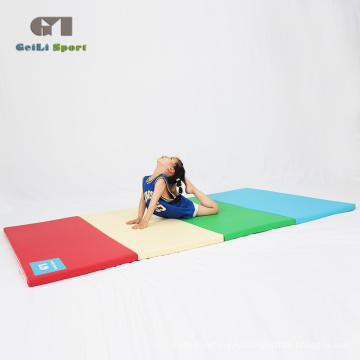 Высококачественный складной коврик для гимнастики